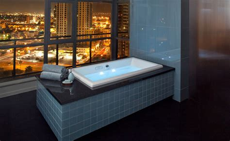 luxury bathtub spa new luxury jacuzzi bathtubs offer hydrotherapy and