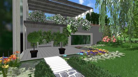 progettare giardino di casa progettare giardino di casa