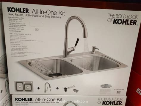 Popular Kitchen Faucets kohler all in one kit