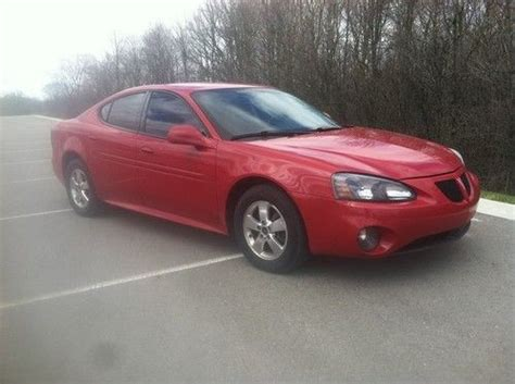 sell used 2007 pontiac grand prix low miles 2nd owner super nice no reserve in fenton