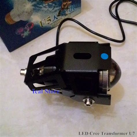 Lu Sorot Transformer U7 lu led cree transformer u7 with