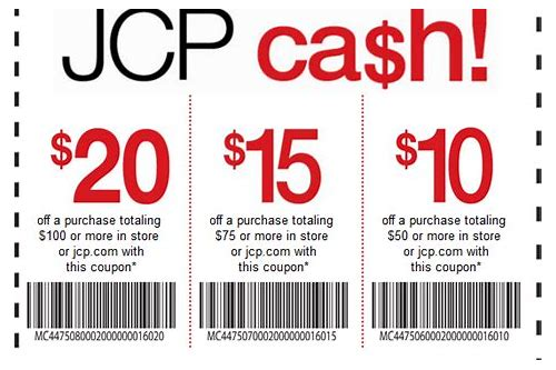 online printable coupons for jcpenney