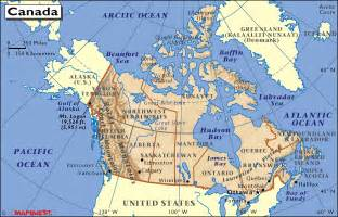 on canada map tallest building map of canada on atlas pictures