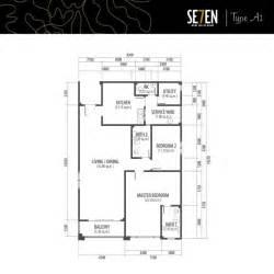 Low Country Floor Plans Namcom Development Se7en Jalan Tun Dr Ismail