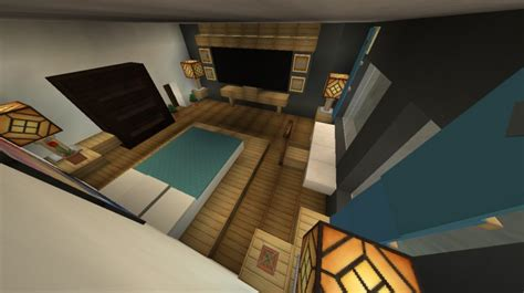 minecraft style bedroom furniture modern bedroom design minecraft project