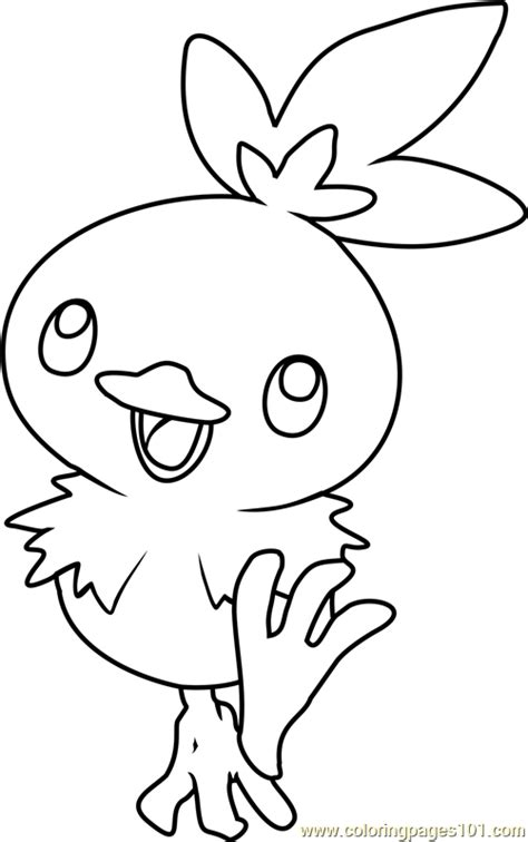 pokemon coloring pages torchic torchic pokemon paper crafts images pokemon images