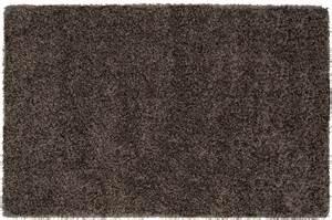 teppich luxor living hochflorteppich luxury braun 10781 teppich