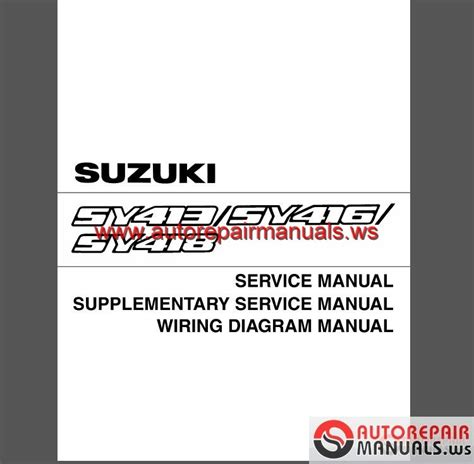 suzuki tis manual cd auto repair manual forum