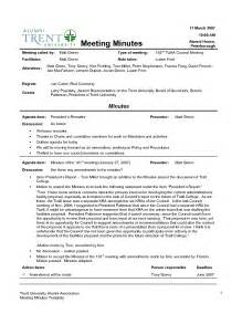 meeting minute template with items 10 best images of business meeting minutes format
