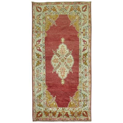 scatter rugs antique turkish scatter throw rug for sale at 1stdibs