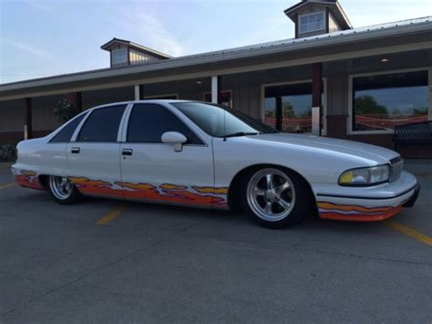 chevrolet caprice 1992 1992 chevrolet caprice classic air ride bagged rod
