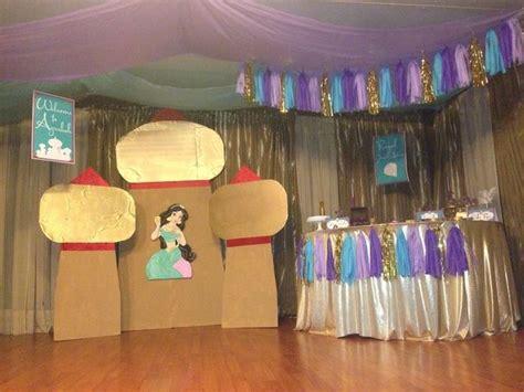 jasmine themed birthday party princess jasmine birthday party ideas birthdays