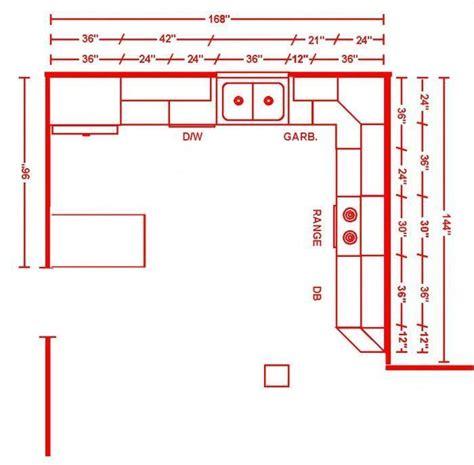 standard layout of kitchen restaurant kitchen layout dimensions design home design