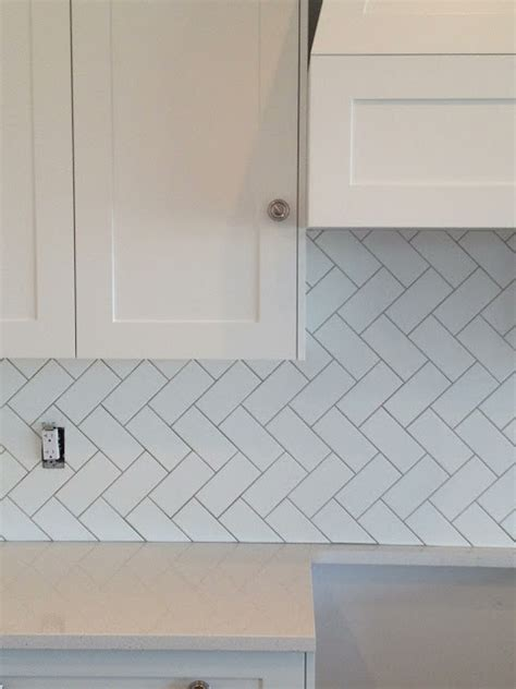 vertical subway tile home design 17 best images about caesarstone and subway tile on