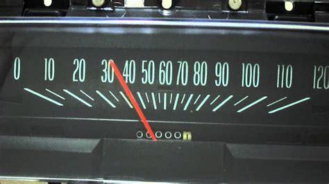 Sensor Speedometer Grand Max 1 69 74 speedometer demonstration