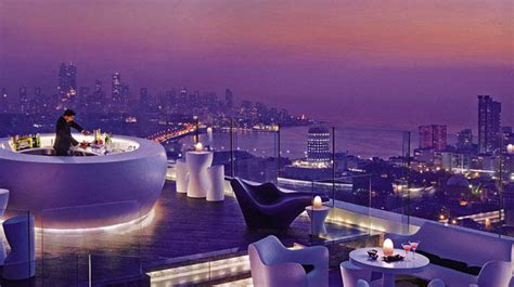 A Place Date 5 Rooftop Restaurants In Mumbai For A Ritzy Dinner Date India