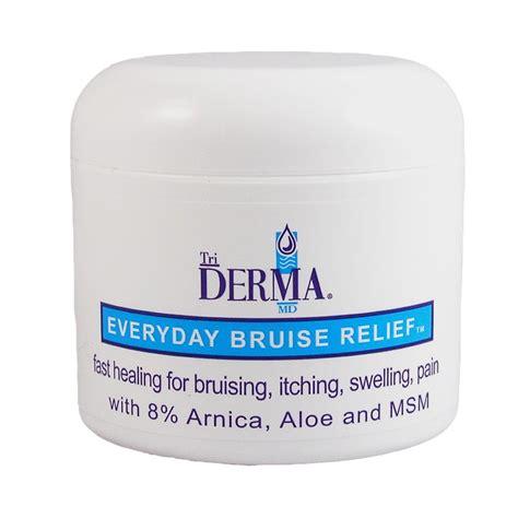 bed sore cream triderma everyday bruise relief cream