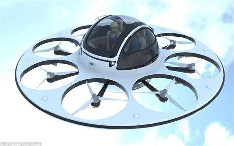 Drone Ufo ufo drone seats two passengers and reaches 120mph 190kph
