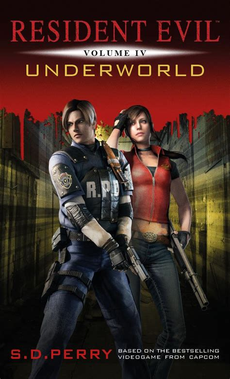 libro underworld titan books resident evil underworld s d perry