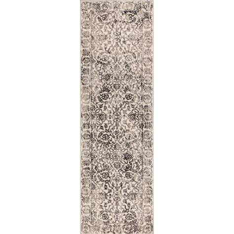 well woven sydney vintage sheffield blue 3 ft well woven sydney vintage sheffield grey 2 ft 3 in x 7 ft 3 in traditional runner 22872