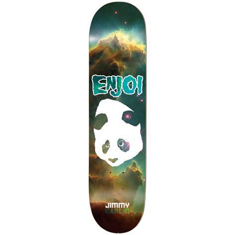 skat deck enjoi jimmy carlin cosmic doesn t fit 8 0 skateboard deck