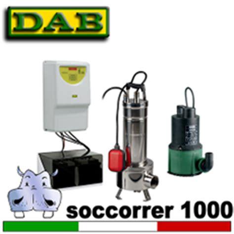 Pompa Submersible Dab elettropompe sommergibili dab per fognature e acque reflue gruppi soccorritori antiallagamento