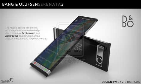 olufsen mobile olufsen concept phone concept phones