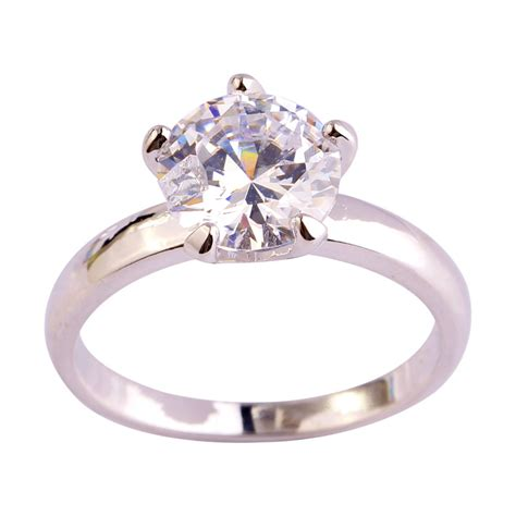 aliexpress buy wedding rings fashion solitaire