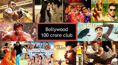 top 5 movies that crossed more than 100 crore in bollywood