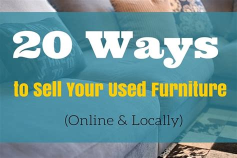 Sell Furniture Locally by 12 Easy Ways To Get Free Stuff Moneypantry