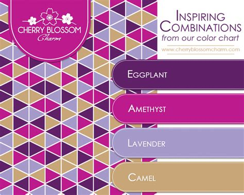 purple color combination inspiring color combinations shades of purple cherry