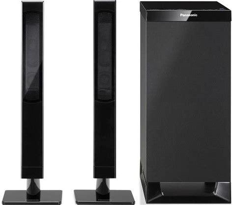 Speaker Home Theater Panasonic panasonic sc htb20 home theater system sound bar 2 1