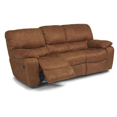 Flexsteel Reclining Sofas Flexsteel 1541 62p Grandview Power Reclining Sofa Discount Furniture At Hickory Park Furniture