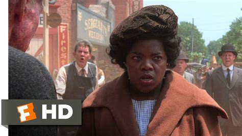 color purple quotes mister the color purple 3 6 clip hell no 1985 hd