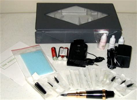 professional cosmetic tattoo artist kits permanent make