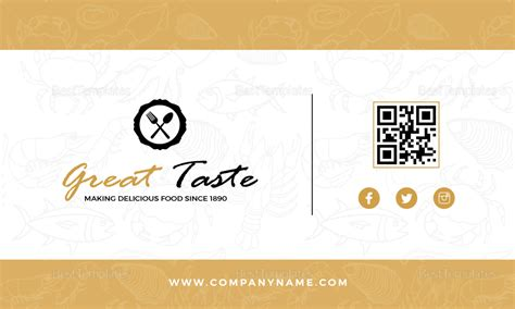 pered chef business card template free restaurant chef business card design template in psd word