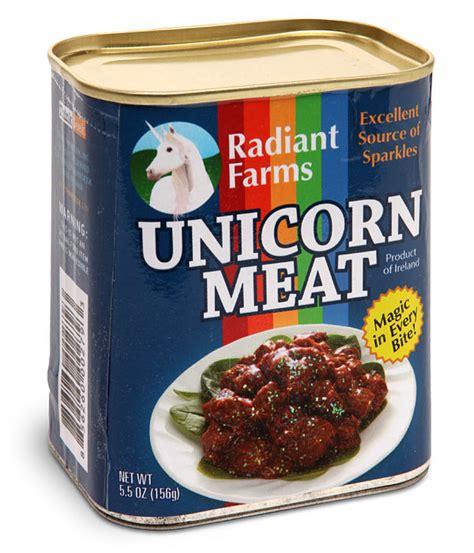 Hotdog Toaster Canned Unicorn Meat Thinkgeek