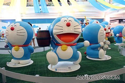 Hair Dryer Doraemon 100 doraemon secret gadget expo johor bahru city square