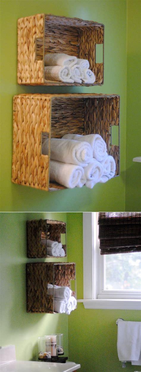 15 minute diy bathroom organization ideas popcane page 5