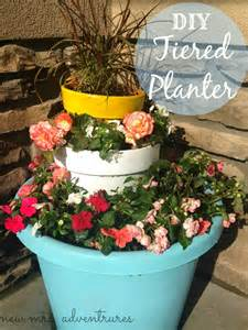 barnabas diy tiered flower pots