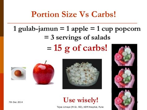 1 serving carbohydrates carbohydrate counting for insulin dose adjustment
