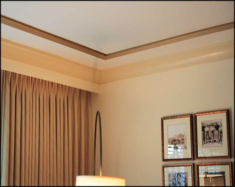 Faux Ceilings by At Lydia S House Creating A Faux Tray Ceiling