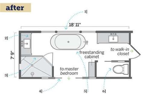 narrow bathroom floor plans narrow bathroom floor plans floor plans for narrow