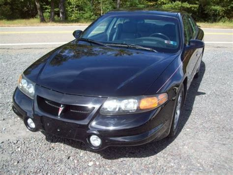 Pontiac Bonneville Supercharger Purchase Used 2003 Pontiac Bonneville Ssei Supercharged