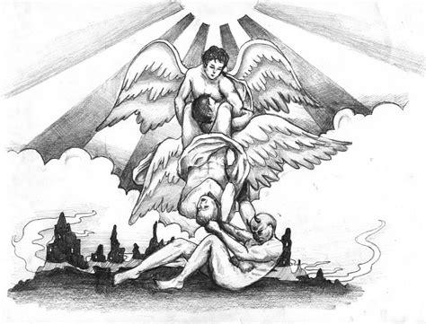 ilii00ezy angels vs demons
