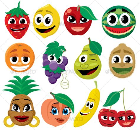 cartoon film about veg fruit and vegetables cartoon