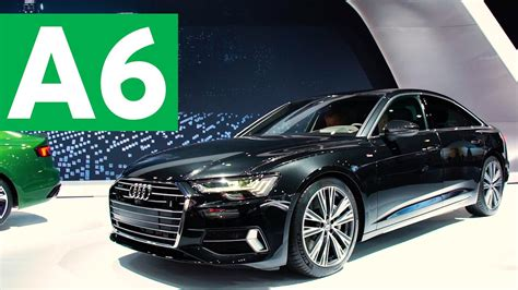 Audi New York by 2018 New York Auto Show 2019 Audi A6