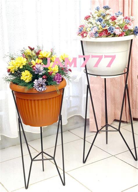 jual rak pot bunga  modelline tempat vas bunga tanaman
