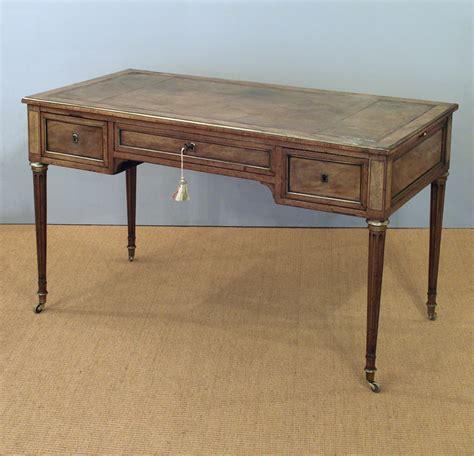 Antique Writing Desk Antique Writing Antique Writing Table Louis Xvi Bureau Plat Writing Table Leather Top Table Antique