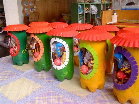 manualidades hechas con material reciclable paso a paso cotillon con material de reciclaje imagui